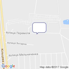 Sanmei Ukraine на карте