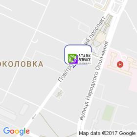 СТАРК СЕРВИС на карте