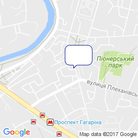 ТЕХЭКС на карте