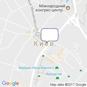 ТЕРМОЛЮКС-ТЕРМО УКРАИНА на карте