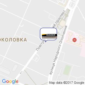 ЦЕНТР КРЕПЛЕНИЙ  АДЕЛЬ на карте