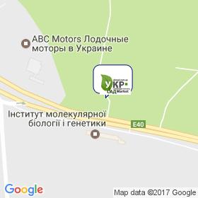 УкрСад Маркет ТМ на карте
