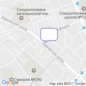 Укртехприбор ТД на карте