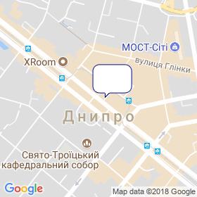 ВентоПром на карте