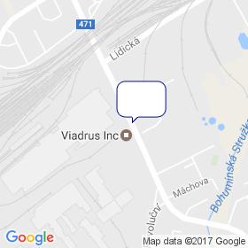 VIADRUS на карте