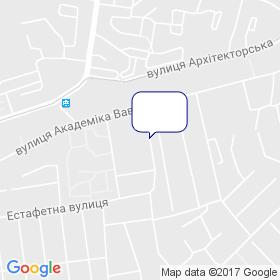 ВК Металлика на карте
