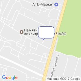Куликова Н.Д. на карте