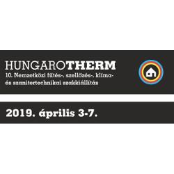 HUNGAROTHERM 2019