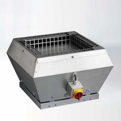 VTZ - Крышный вентилятор для жилых и общественных зданий