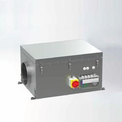 VCZ - Центральный вентилятор для чердачных помещений