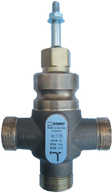 Клапаны и приводы ESBE