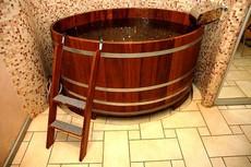 купель для бани Blumenberg 149х90