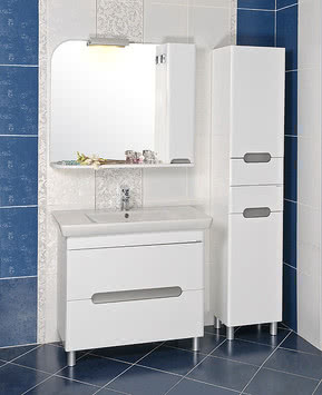Ванная мебель аквародос в Смеситель Nice Borgo Vecchio Leva N-1950-28B для биде