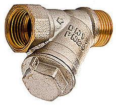 Фильтр механической очистки, косой 1/2` (VT.191.N)
