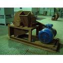 Установка для измельчения отходов древесины