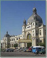 Главный вокзал Львовской железной дороги — Акватерм-Львов
