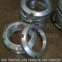 Гайка круглая шлицевые М90х2 оцинкованные ГОСТ 11871-88 производство ТАНТАЛ сталь 45