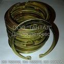 Кольцо стопорное внутреннее 80 кадмированное ГОСТ 13943-86 ТАНТАЛ сталь 65Г