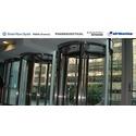 Воздушные завесы ROTOWIND для вращающихся дверей AirTecnics