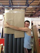 Якісні труби Флюгер-пласт для наших клієнтів — Флюгер-Пласт