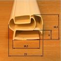Магнитная уплотнительная резина для холодильников