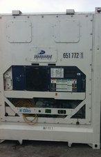 Рефрижераторные (холодильные) контейнера — Изотерм