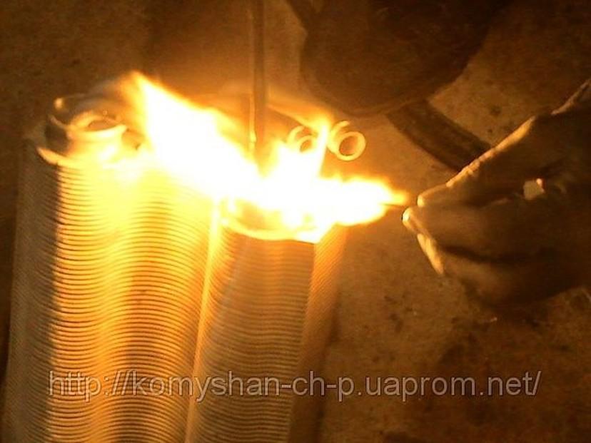 Как паять теплообменник прокладка резиновая марки су-359 для теплообменника пр 0, 6-16-1к
