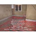 Монтаж теплогопола отопления, водопровода и канализации Винница