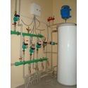 Монтаж многоконтурных систем теплого пола, отопления, холодного и горячего водоснабжения, канализации.