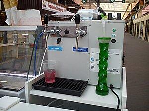 Автомат газированной воды `Эталон мини`