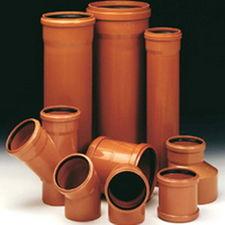 Трубы для канализации наружной и внутренней — Донгорпласт