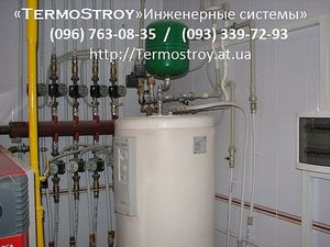 Водопровод, водоснабжение, Сантехника,Отопление. — Termostroy
