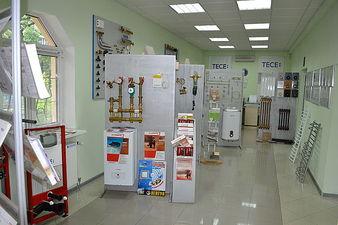 Выставочный зал Компании ВКС. — ВКС