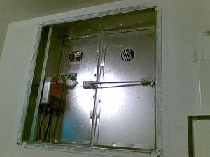 Клапан дымоудаления КПДВ-М с эл.приводом Belimo — Интеркондиционер