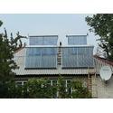 Система солнечного отопления дома