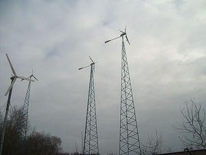 Ветрогенераторные установки — Алиста