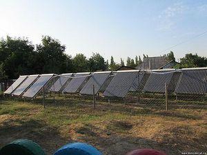 Солнечный коллектор — Алиста