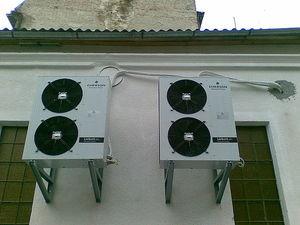 ВТБ банк  мощность по холоду более  150 кВт — Энергетика и климат