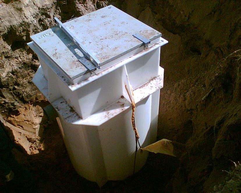 Автономная канализация в современном загаородном доме. Обслуживание.