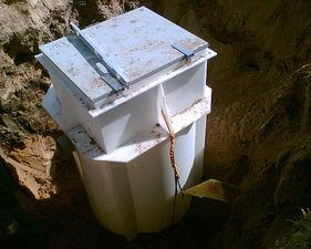 Автономная канализация в современном загаородном доме. Обслуживание. — Эквик