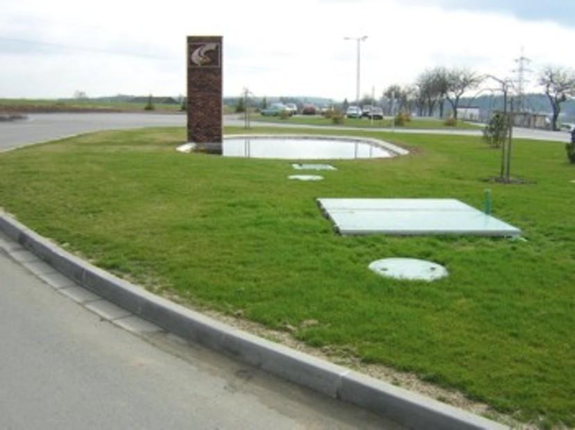 Автономная канализация для коттеджей, пансионатов, отелей. Пример инсталляции.