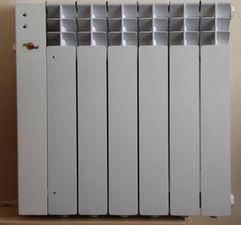 Экономный электрорадиатор SunWind — Енерготеплобуд