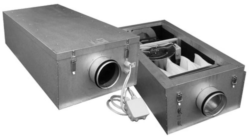 Камеры подготовки воздуха