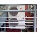 Воздушный тепловой насос `ZUBADAN` медицинский центр `АЛЬТИМЕД`