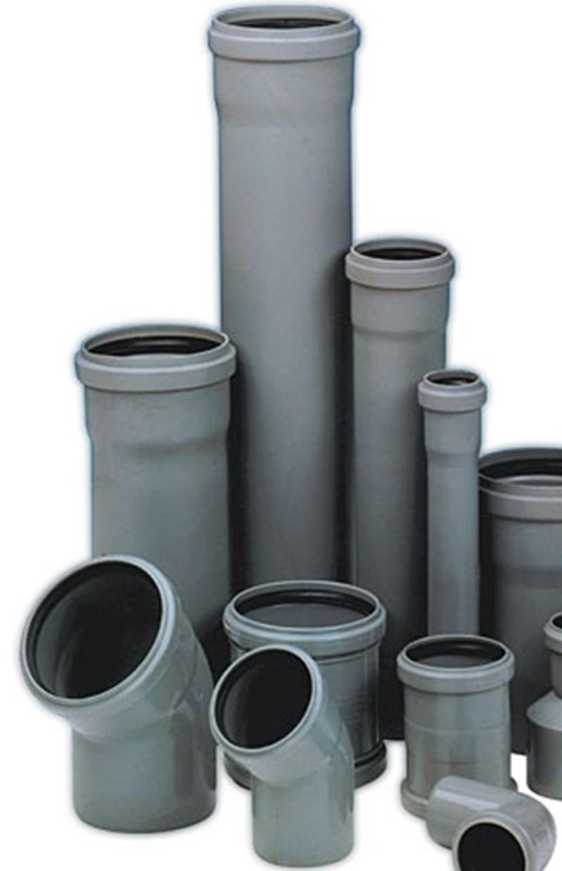 Трубы ПП для систем внутренней канализации производства Mplast.