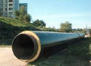трубы для теплосетей больших диаметров — Сантехмонтаж
