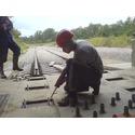 Анкерні роботи для встановлення обладнання, механізмів, інженерних комунікацій та будівельних конструкцій.