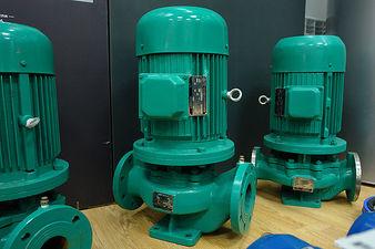 Насосы для систем отопления IRG — Ріверст
