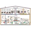 Автономная система отопления под ключ с документами.