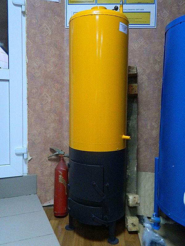 Титан водонагреватель 4